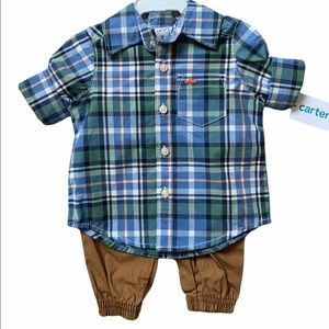 Carter's 3 months outfit